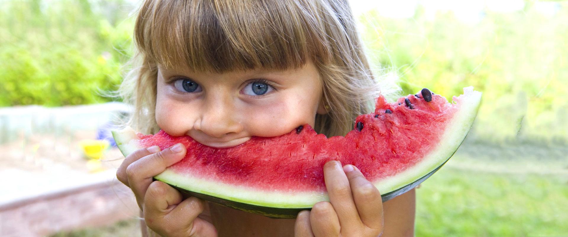 Nutrição na Infância e Adolescência