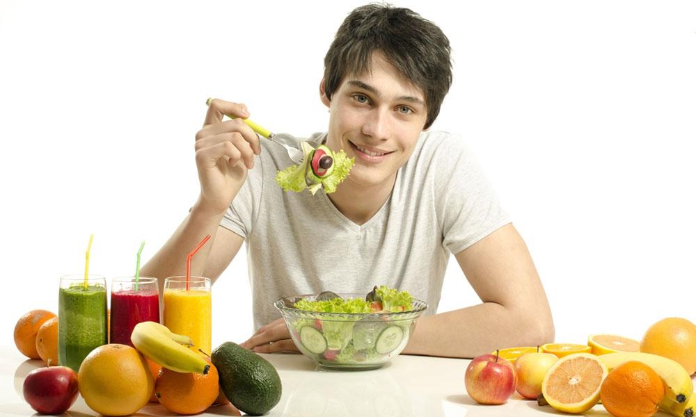 Dietas Vegetarianas e Sintomas Depressivos entre Homens